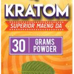 30 Grams Maeng Da Powder