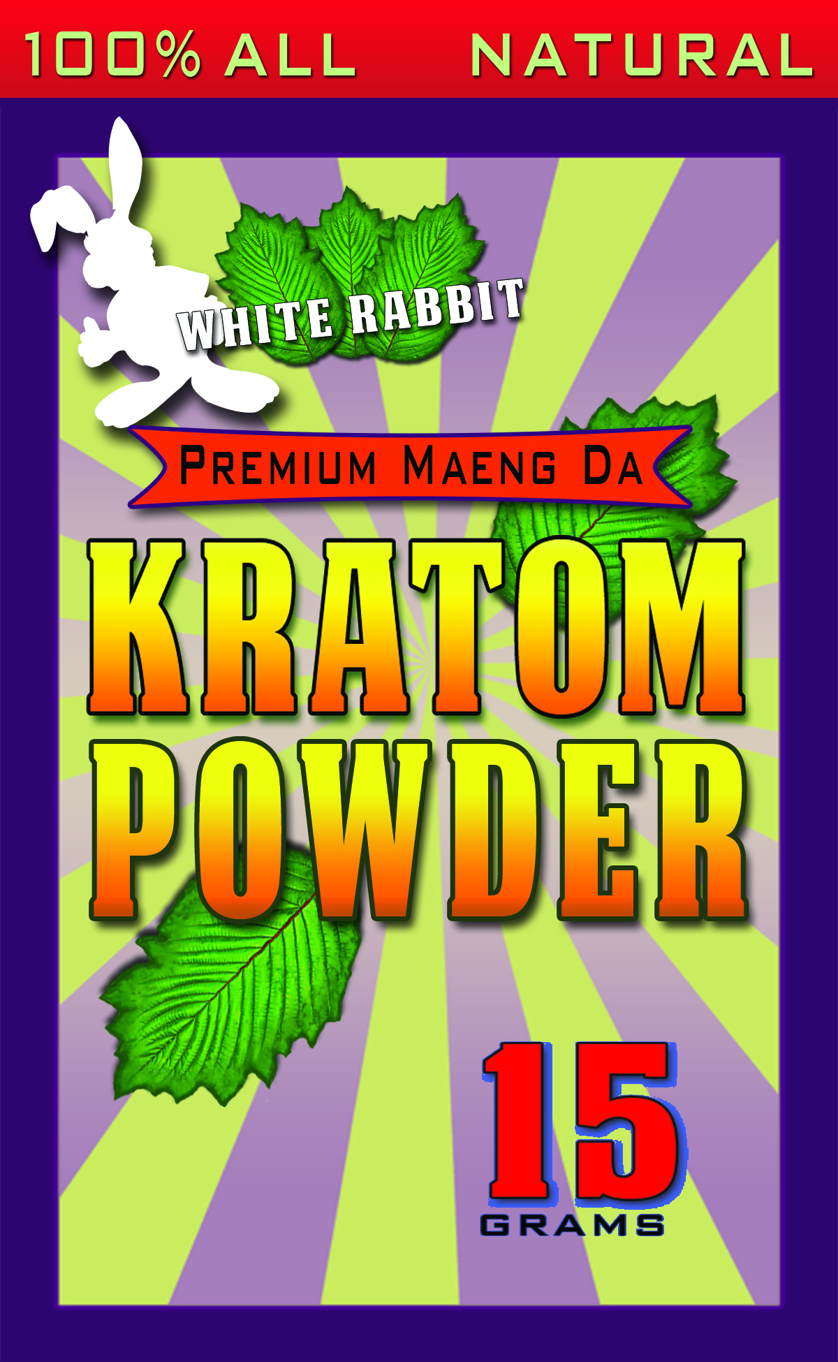 15 Grams Maeng Da Powder